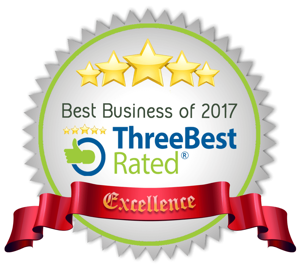 Best Business of 2017 Three Best Rated