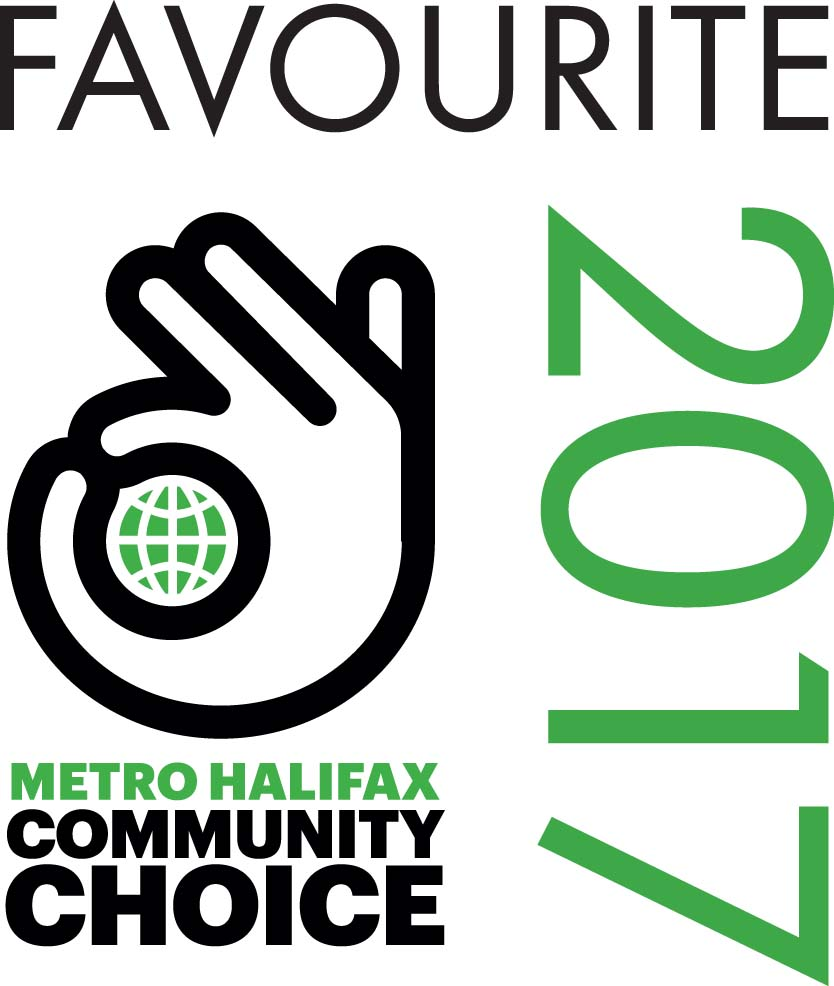Metro Halifax Community Choice Favourite 2017